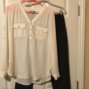 Tops - Women's dressy blouse
